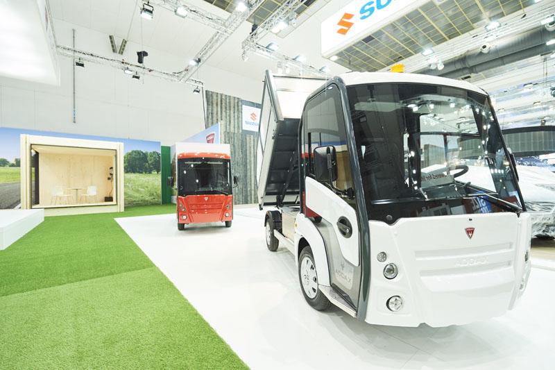100 Belgische Elektrische Bestelwagen